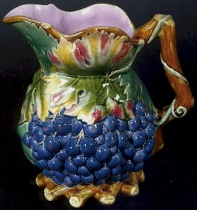 Brown-Westhead_Moore_Grape_Pitcher