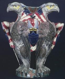 Copeland_Amercan_Eagle_Tricorne_Vase