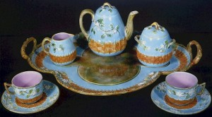 George_Jones_Apple_Blossom_Tea_Set
