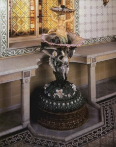 Minton_Frogmore_Dairy_Fountain