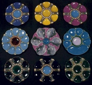 Minton_Oyster_Plates_Nine