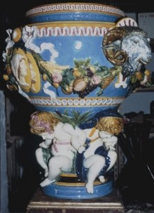 Minton_Rams_and_Putti_Vase