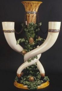 Minton_Triple_Horn_Vase