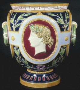 Minton_Victorian_Female_with_Greek_Key_Border_Cachepot