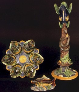 Various_French_Palissy_Wares