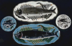 Wedgwood_Salmon_Platters_And_Plates