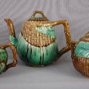Bamboo and Fern teaset