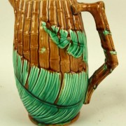 Bamboo and Fern pitcher