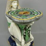 Egyptian garden seat
