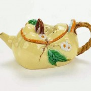 William Brownfield face teapot