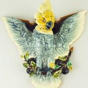 Parrot wall pocket