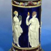 Neoclassical pedestal
