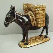 Delphin Massier donkey sweetmeat server
