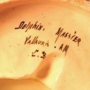 Delphin Massier marks