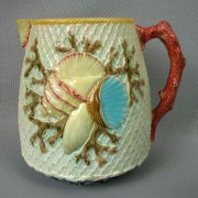 Shell and Net pitcher