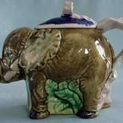 """Jumbo"" elephant teapot"
