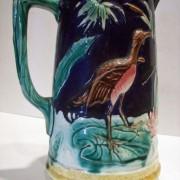 Crane pitcher