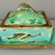 Thomas Forester fish sardine box
