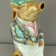 Pig waiter pitcher