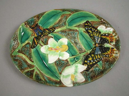 George Jones Majolica International Society