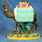 Camel sweetmeat server