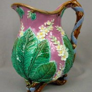 Chestnut leaf pitcher