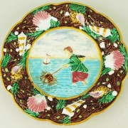 Shrimper plate