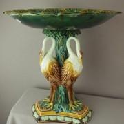 Triple heron compote