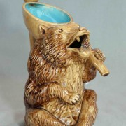Honey bear pitcher