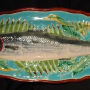 Monumental salmon platter