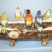 Jerome Massier birds window box