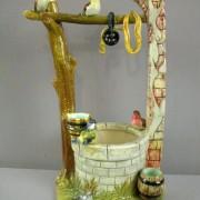 Jerome Massier birds wishing well