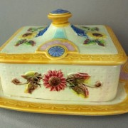 Sunflower and Urn sardine box