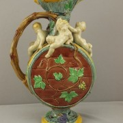 Minton ewer by Hugues Protat