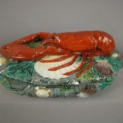 Minton lobster tureen