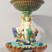 Minton maidens table center