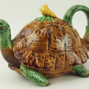 Minton tortoise teapot