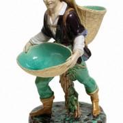 Minton vintager figure