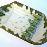 Asparagus and artichoke cradle