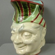 Puck face jug
