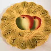 Apples fruit plate