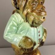 Monkey pitcher