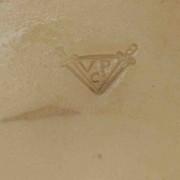 Victoria Pottery mark