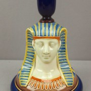 Wedgwood Egyptian candlestick