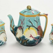 Wedgwood Ocean tea set