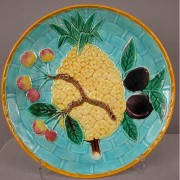 Pineapple fruit plate