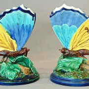 Butterfly vases