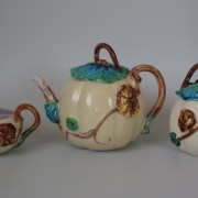 Royal Worcester pumpkin teaset