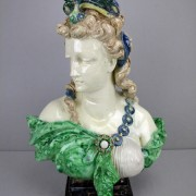 Neoclassical lady bust