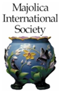 Majolica International Society logo